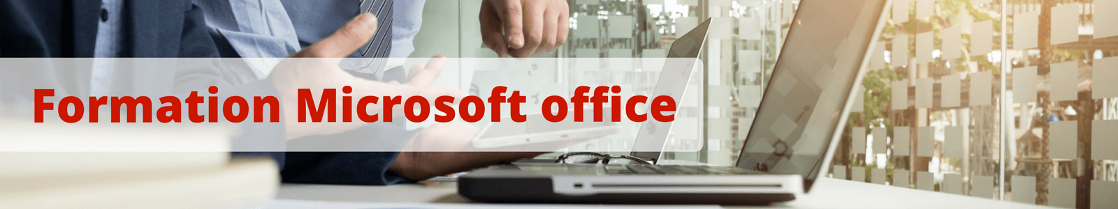Formation Microsoft Office en Tunisie